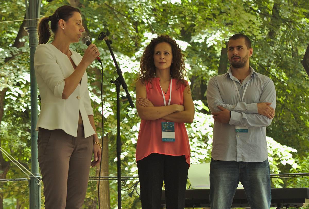 Učešće Akademije Dositej na festivalu Cirkuliranje